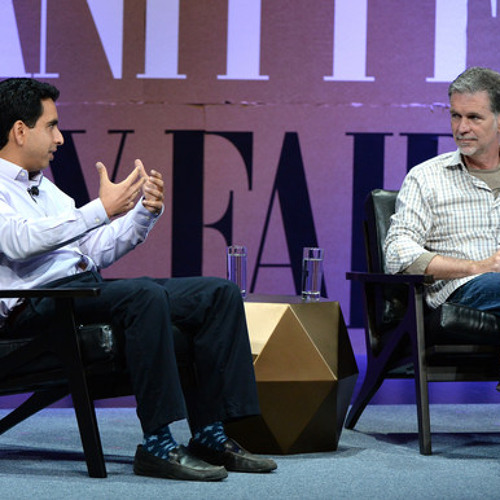 Sal Khan and Reed Hastings Discuss Their Commitment to Education Reform