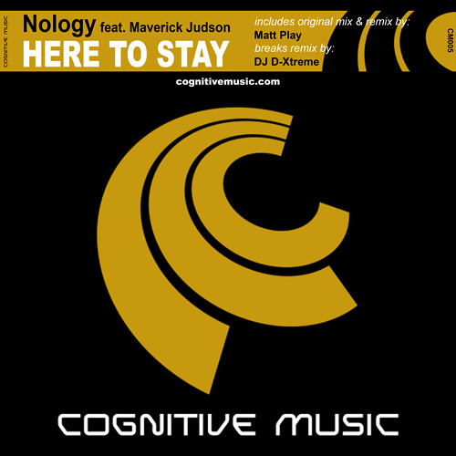 Here To Stay (Matt Play Remix) - Nology feat. Maverick Judson   Out Now