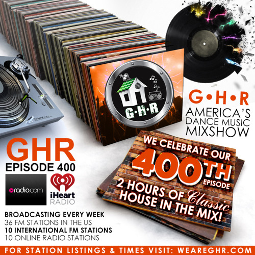 Ghr ghetto house radio 2 hours of classic house music for Best classic house songs