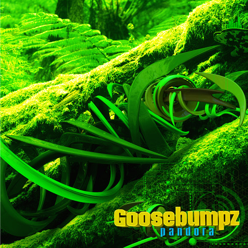 Goosebumpz - Pandora EP