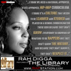 The Library: Rah Digga (Part 1)