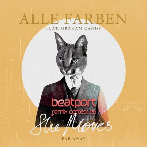 Alle Farben - She Moves (Avionics Remix) [Contest Winner]