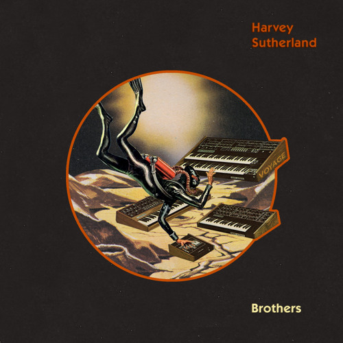 Cover Harvey Sutherland - Bamboo