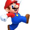 Super Mario honky tonk piano