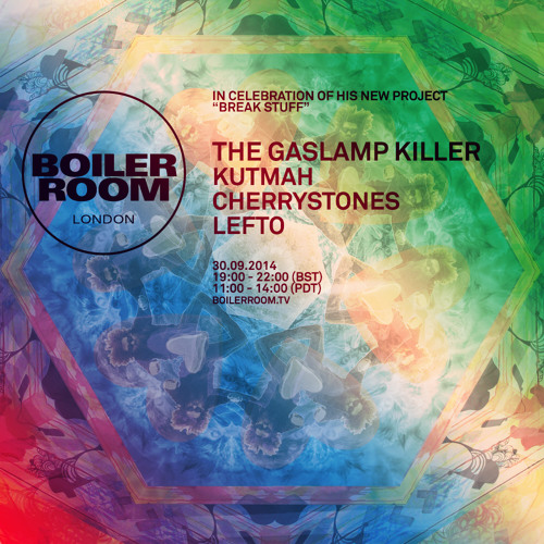 The Gaslamp Killer Boiler Room London DJ Set