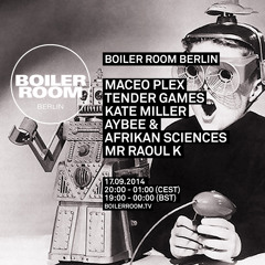Maceo Plex Boiler Room Berlin DJ Set