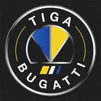 Tiga Bugatti (Remix Ft. Pusha T) Artwork