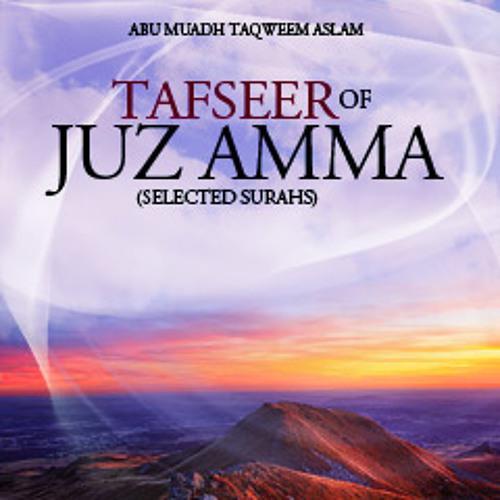 Tafseer of Juz Amma
