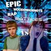 Zack vs Zander - Epic WoodenHornets Rap Battles (BONUS BATTLE)