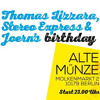pure fm - Trailer Birthday Thomas Lizzara, Stereo Express & Joern (25.10.2014)