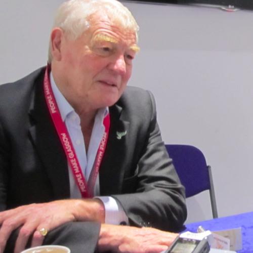 Paddy Ashdown at Glasgow