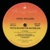 CAROL WILLIAMS - You've Reached The Bottom Line (Instrumental Edit) 1983
