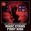Marc Evans, Luyo, Federico D'Alessio - First Kiss (Federico D' Alessio Vocal Mix) Portada del disco
