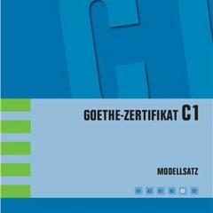 Zertifikat C1 Modelltest - German with www.engerman.de
