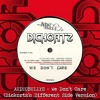 Audiobullys - We Don't Care (Dickortz's Different Side Version)