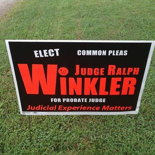 Winkler for Judge