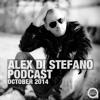 Alex Di Stefano Podcast October 2014 [FREE DOWNLOAD]
