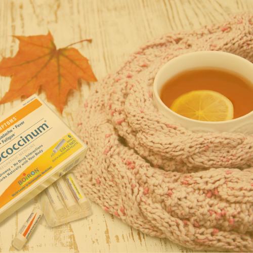 Tackling the Flu the Healthy Way