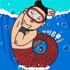 PSY ft. G-Dragon - Blue Frog