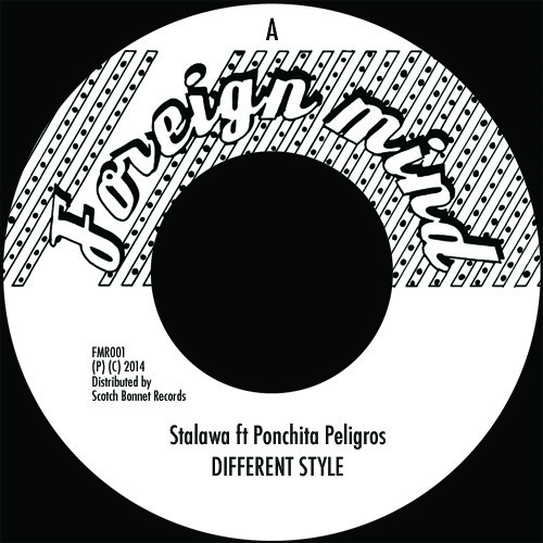 Stalawa - Different Style ft Ponchita Peligros [FMR001]