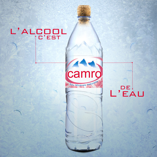CamRo - L'Alcool C'est De L'Eau