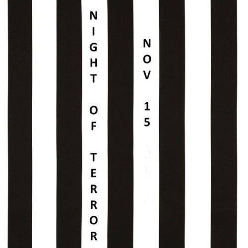 "Podcast #3 - ""Night of Terror"""