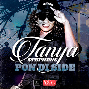 Pon Di Side - Tanya Stephens [Sanctum Ent. / VPAL Music 2014]