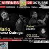 Entrevista al músico Pablo Lozano