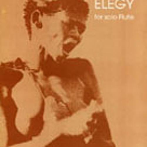 Elegy for alto flute