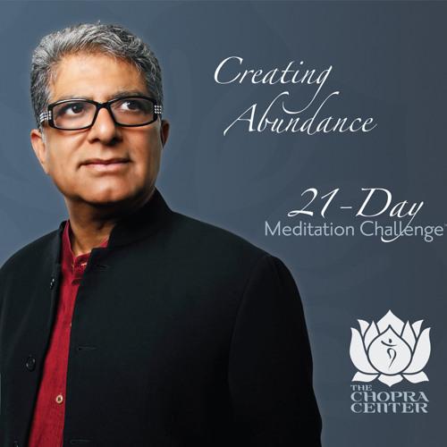 Deepak Chopra Guided Meditation - Living Passion