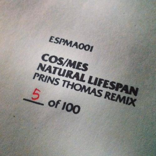 FREE DOWNLOAD — [ESPMA001] COS/MES - Natural Lifespan (Prins Thomas Remix)