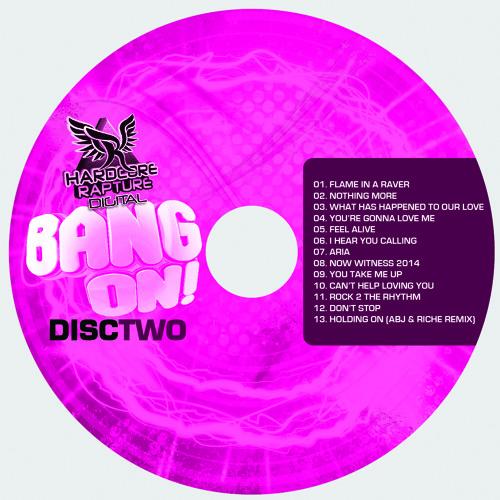 Eufeion & Konekshon - Nothing More - Bang On! 3xCD Album - OUT NOW!