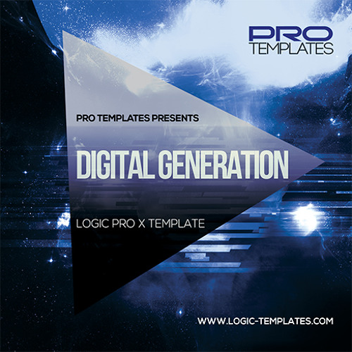 Digital Generation Pro Template Logic X