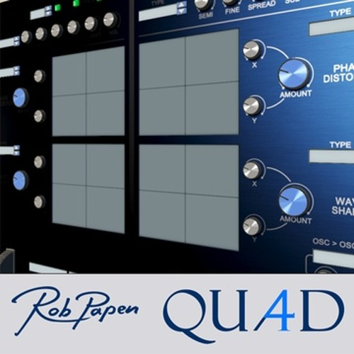 Rob Papen & Reasonistas Quad Song Challenge