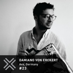 Flux Podcast - 23 - Damiano Von Erckert