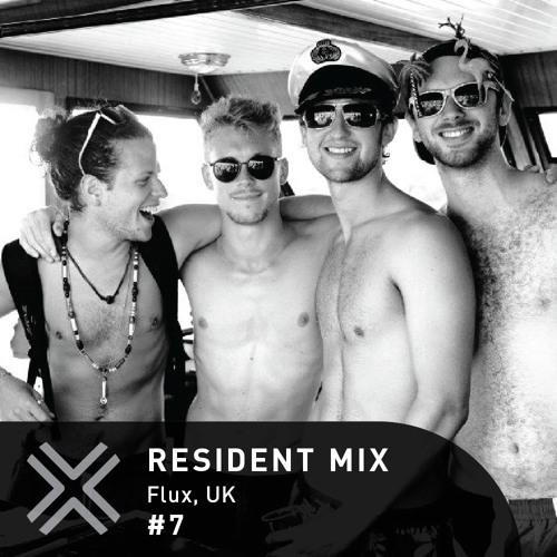Flux Podcast - 07 - Resident Mix