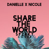 Share The World - Danielle x Nicole Munizzi (SPZRKT one-take cover)