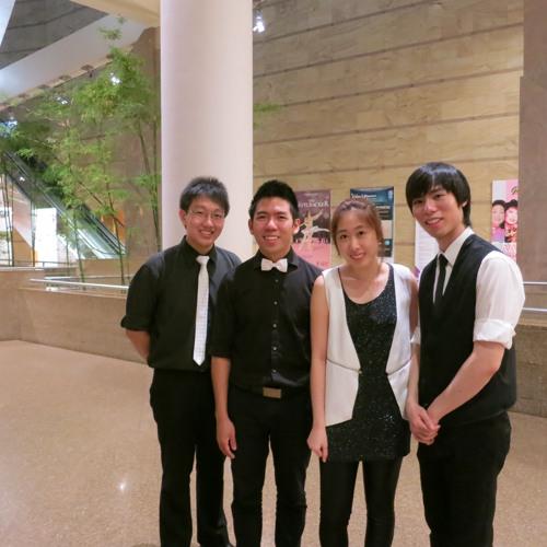 Rhapsody For Huqin Quartet (06/11/13)