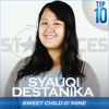 Syauqi Destanika - Sweet Child O' Mine (Guns N' Roses) - Top 10 #SV3
