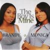 Brandy & Monica - The Boy Is Mine (Club Version) 1998