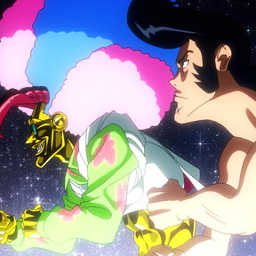 Zen la rock Space Dandy