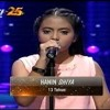 Hanin Dhiya - Because You Love Me (Final Duels Rising Star Indonesia)