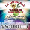 La Original Banda El Limon - Estreno 2014 MAYOR DE EDAD Portada del disco