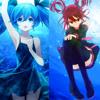 Deep Sea Girl (Duet ) [Hatsune Miku & Teto Kasane]