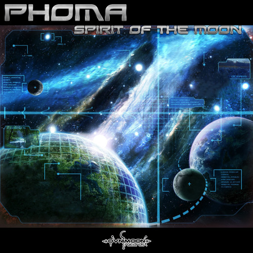 Phoma - Spirit of the moon [Ovnimoon Records]