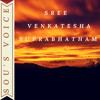 Sri Venkatesa Suprabhatam by Soumya Radhakrishnan