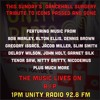 THE DANCEHALL SURGERY - SUNDAY 26th OCT 2014 - UNITY RADIO - TRIBUTE TO REGGAE ICONS