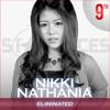 Say Goodbye To NIKKI NATHANIA (9th Finisher) #SV3