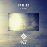 Disclosure Boiling (Deuxième Remix) Artwork