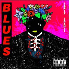 PaintitBlues -  Suicide Hotline__LAPIS LAZULI__(Throwed Edition)
